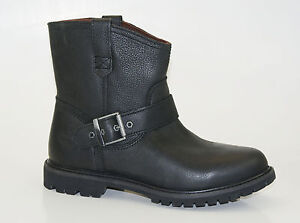 6c5c918652d Details about Timberland 6 Inch Premium Pull on Waterproof Biker Boots  Ankle Boots A12NZ