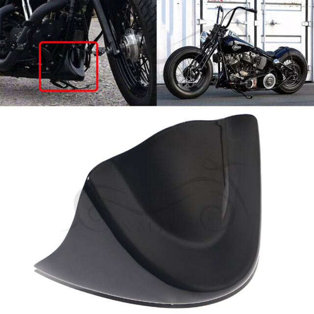for 2006-2017 Harley Dyna Street Bob FatBob Wide Glide Chin Spoiler Fairing USA