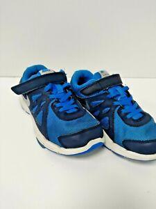 Nike revolution 2 blue boys size 2