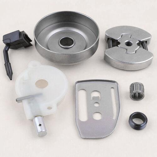 Clutch Drum Set For Poulan 255 295 2500 2600 2750 2900 3050 4620 Chainsaw Kit