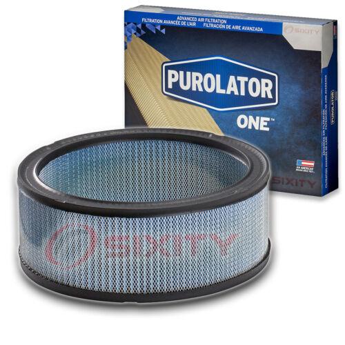 PurolatorONE Air Filter for 1968-1973 GMC C35 C3500 Pickup Intake Inlet we