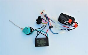Hunter Ceiling Fan New Parts 0102 Wiring Harness Capacitor