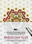 Barcelona Tiles von Pepin van Roojen (2015, Kunststoffeinband)