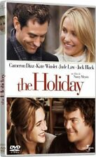 DVD *** THE HOLIDAY *** Cameron Diaz, Jude Law, ...