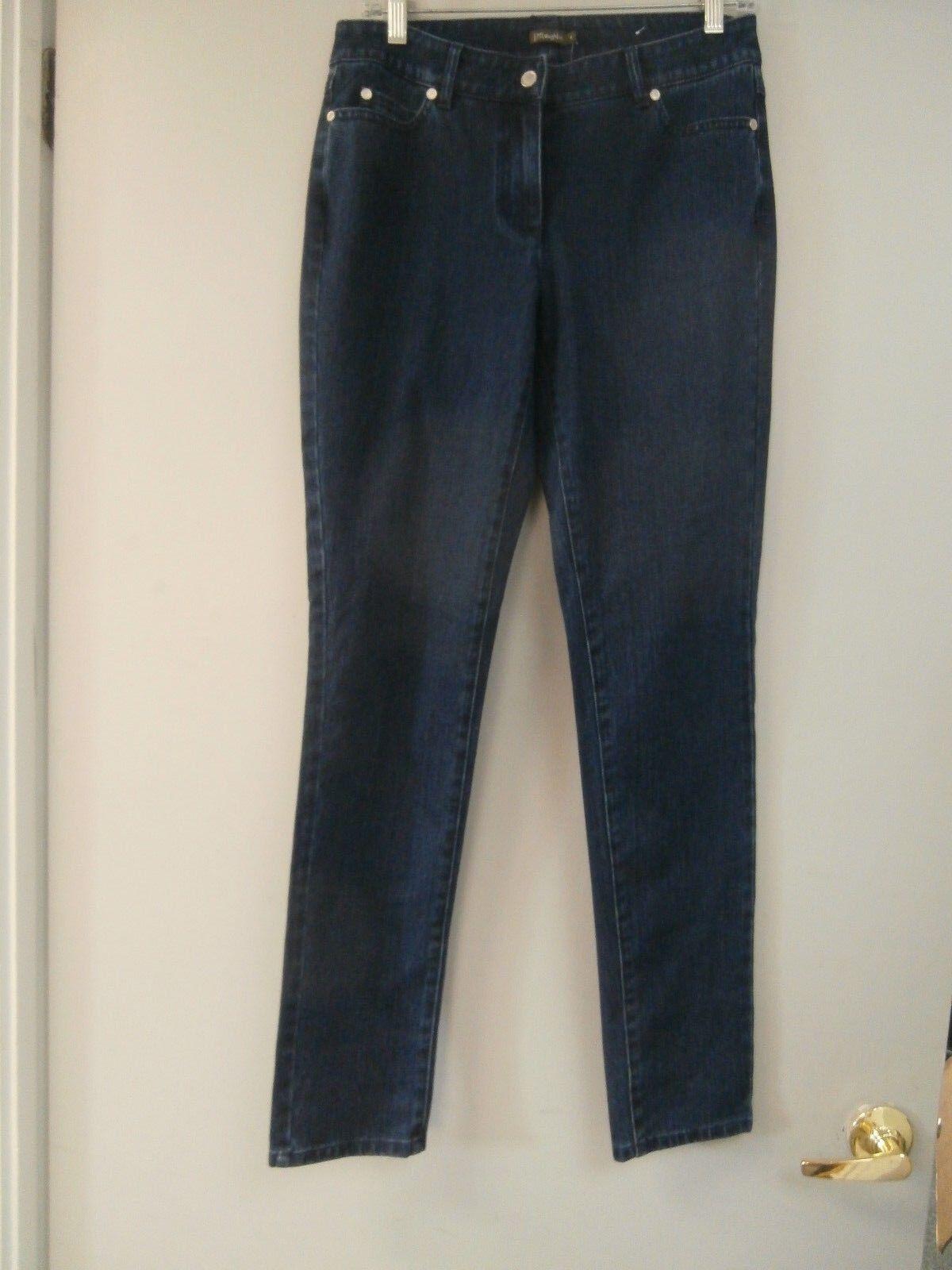 J. Mclaughlin Women's  Denim Jeans Size 4 New
