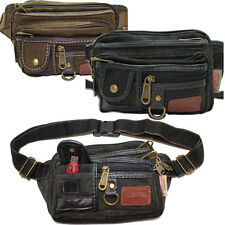 8 pcs Large Size Army / Military Canvas denim Fanny Pack Bally Bags