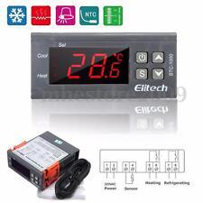 NTC Digital STC-1000 All-Purpose 220V Temperature Controller Thermostat + Sensor