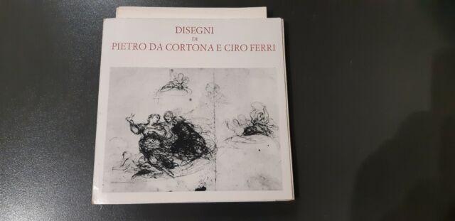 DISEGNI Pietro da Cortona e  Ciro Ferri
