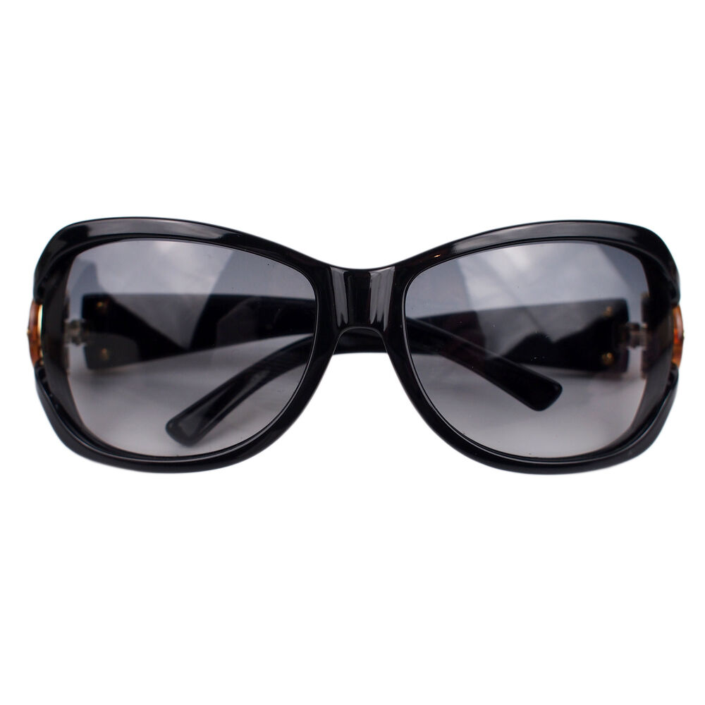 100% Authentic Marc Jacobs Black and Tortoise Shell Frame Sunglasses