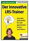 Der innovative LRS-Trainer von Andrea Schinhärl (2006, Taschenbuch)