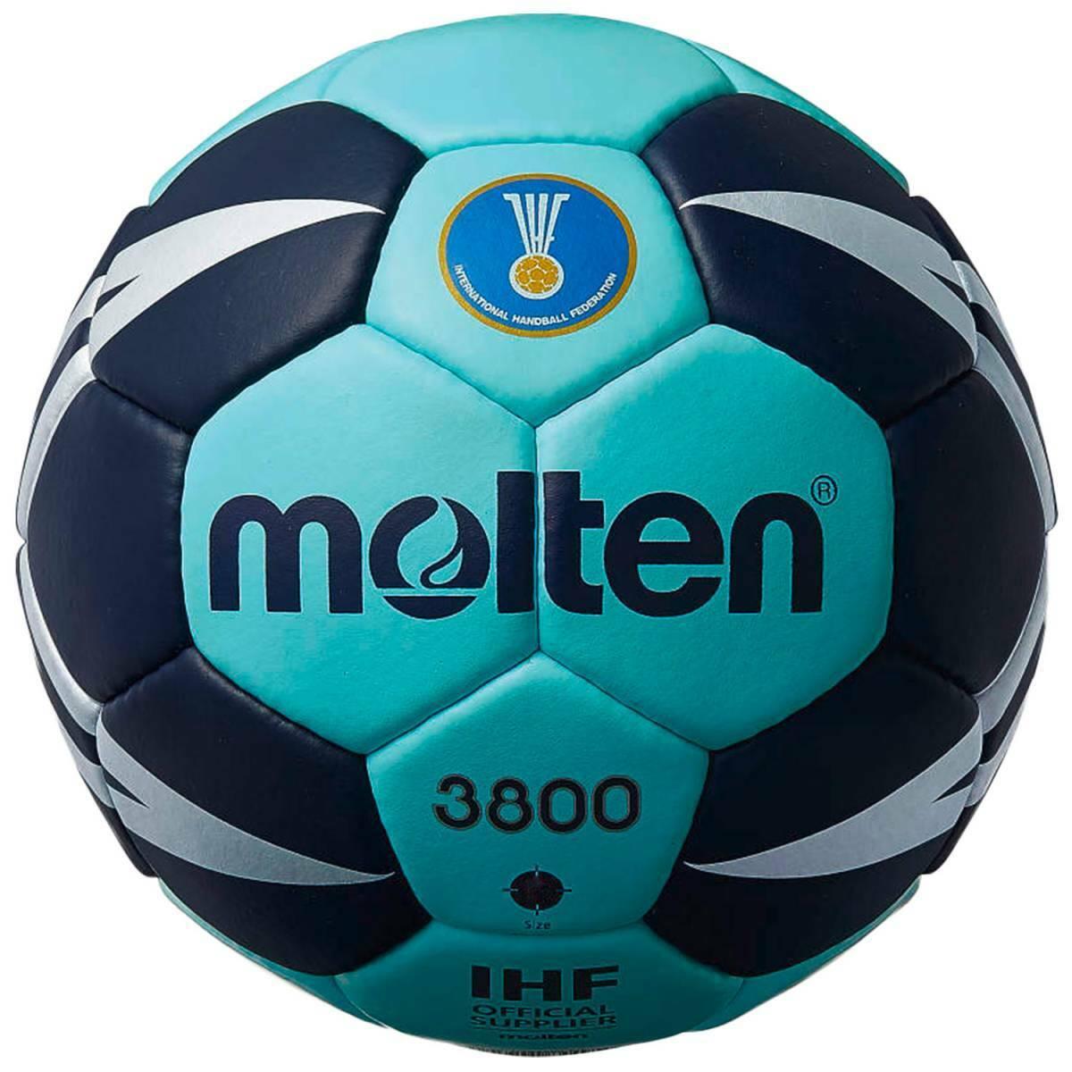 Molten Molten Molten H1X3800 Handball Spielball cyan-blau Größe 1 Kinder NEU 109636 7d63df