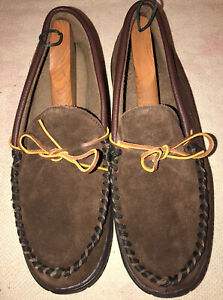 L.B. Evans Mens Atlin Leather/Suede