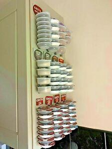 Tassimo-Coffee-Pod-Holder-Mount-Capsule-Dispenser-Stand-Rack-MULTI-COLOURS
