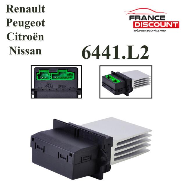 Fuerza Calefacción Ventilación Climatización Renault Scenic Twingo - Módulo
