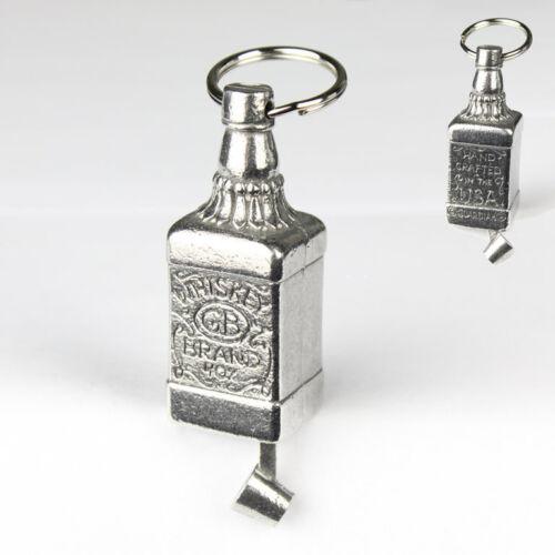 Biker motocicleta whisky bottle Guardian ® Bell campana campanilla glückspringer EE UU.
