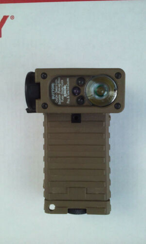 USGI Streamlight Sidewinder Tactical Flashlight Rescue  model
