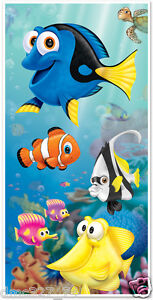 under the sea fish finding nemo dory party decoration door cover