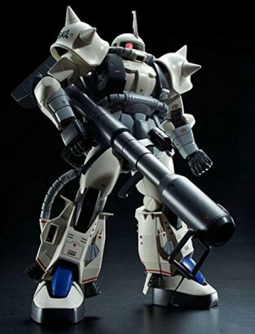 Nuevo Bandai MG 1 100 Ms-06r-1a Zaku II Shin Matsunaga a Medida Tipo