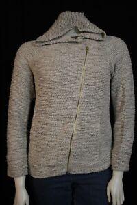 INC-International-Concepts-Misses-XL-Striped-Hooded-Asymmetrical-Zip-Moto-Jacket