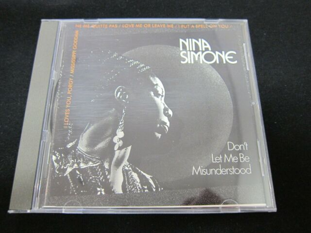 Nina Simone - Don't Let Me Be Misunderstood - Near Mint - NEW CASE!!!