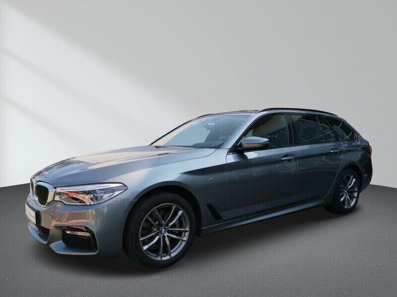 BMW 520d 2,0 Touring M-Sport xDrive aut. 5d - 3.253 kr.