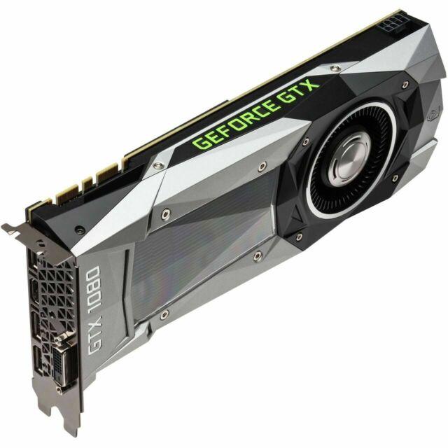 NVIDIA GeForce GTX 1080 8GB GDDR5 SDRAM PCI Express 3.0 Video Card