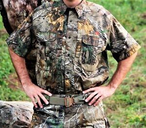 695cadf9a2235 5.11 Tactical Realtree Taclite Pro Camo Shirt Short Sleeve S/S - In ...