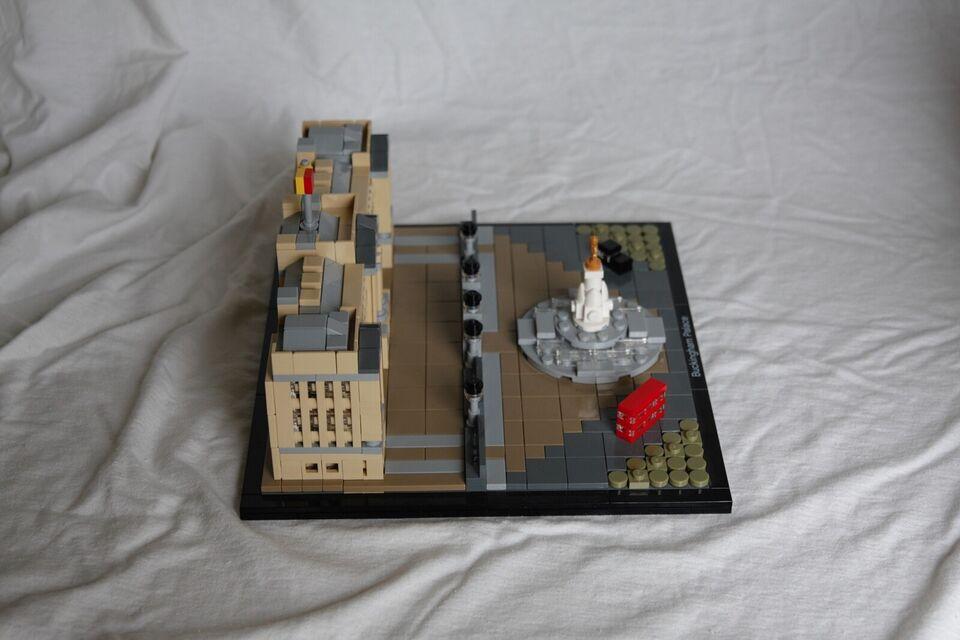 Lego Architecture, Buckingham Palace 21029