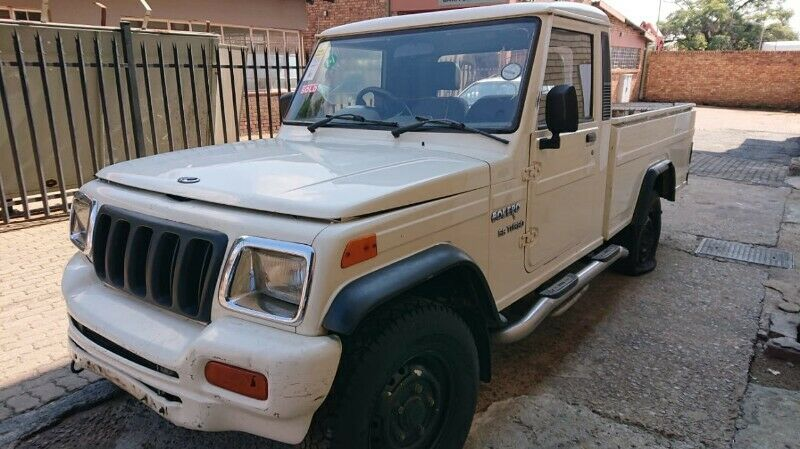 Mahindra Bolero 2,5D 4x2 Complete Bakkie Now For Stripping