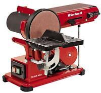 Einhell Stand Band- Und Tellerschleifer Tc-us 400 375 Watt
