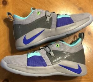 hot sale online 05f45 9d818 Details about Nike PG 2 Safari Basketball GS Size 5.5Y NEW