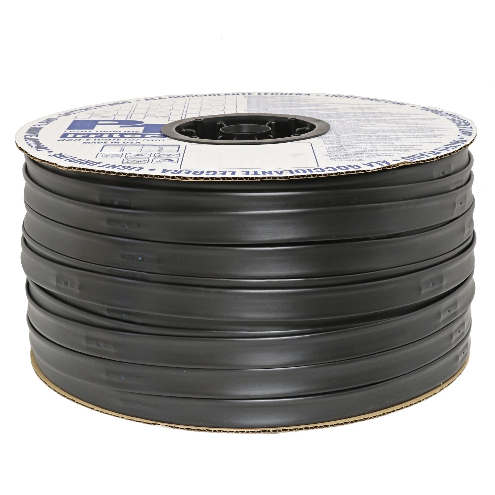 Irritec P1 5 8  drip tape 15 mil 8  Spacing 0.46 GPH 1000' Roll