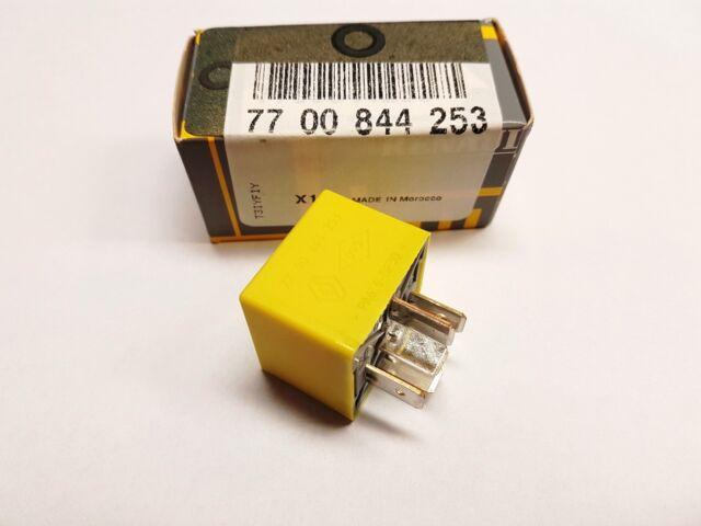 Renault Clio Laguna Megane Scenic Kangoo Yellow Relay 7700844253