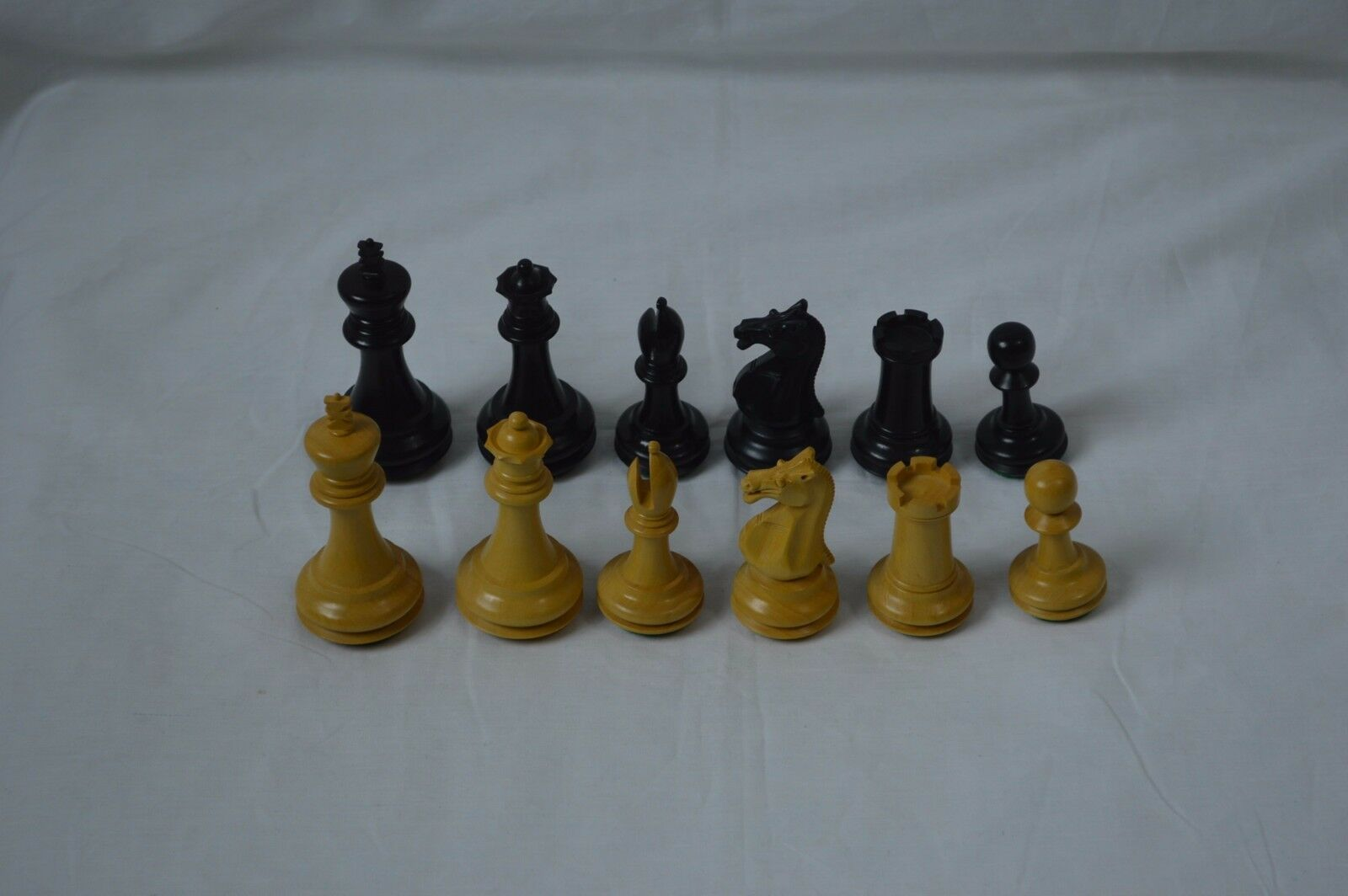 Wooden Chess Pieces House of Chess Style 4'' King
