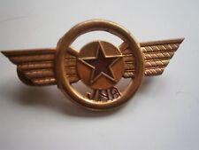 JNA YUGOSLAVIA MILITARY TRAFFIC POLICE BREAST BADGE PIN,SERBIA ARMY SIGN