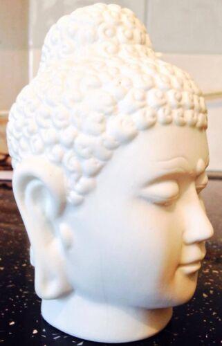 Molde de látex para realizar esta pequeña Cabeza De Buda