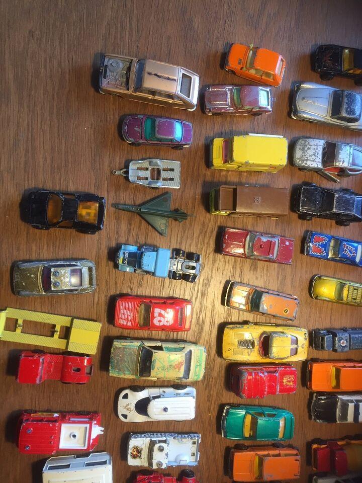 Andet legetøj, Legetøj biler