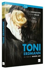 Toni-Erdmann-Peter-Simonischek-Sandra-Huller-Blu-Ray-Nuevo-en-Blister