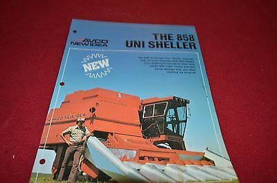 New Idea 868 Uni Chopper Uni System Dealers Brochure DCPA