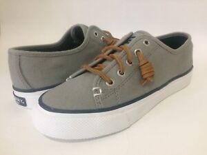 9658a1accd Image is loading Sperry-Women-039-s-Seacoast-Canvas-Sneaker-Women-