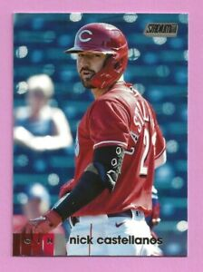 2020-Topps-Stadium-Club-Nick-Castellanos-233-Cincinnati-Reds