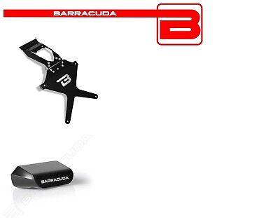 Barracuda Portatarga + Luce Targa Led Per Suzuki Gsx R 600 2004 2005