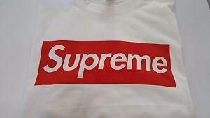 T-SHIRT-MAGLIETTA-SUPREME-NERA-GRIGIA-UOMO-DONNA-t-shirt