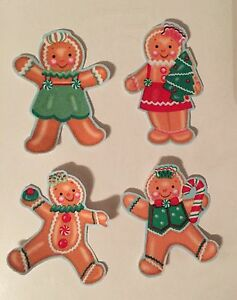 Gingerbread-Kids-Iron-On-Fabric-Appliques-Christmas-Crafts