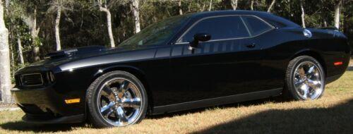 2008-2016 Dodge Challenger Fender Door stripes Stripe Graphics