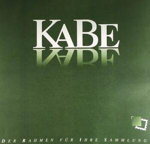Collection Ici Allemagne Kabe Supplémentaire 2000 Avec Protection Poches Of-afficher Le Titre D'origine PosséDer Des Saveurs Chinoises