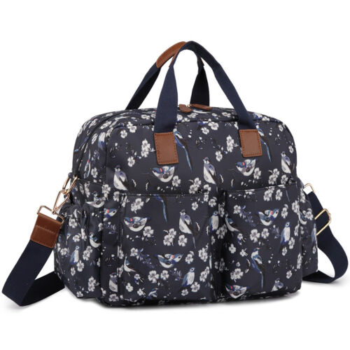 Nappy Yummy Mummy Changing Maternity Baby Bag Backpack Diaper Multifunctional