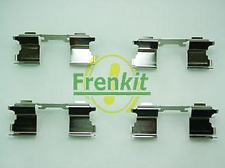 Disques Plaquette De Frein 901762 pour Mercedes-Benz VW FRENKIT Zubehörsatz