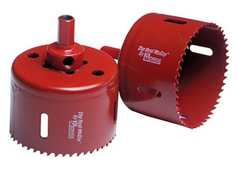 Morse HOLE SAW USA Brand- 76mm, 79mm, 83mm Or 86mm