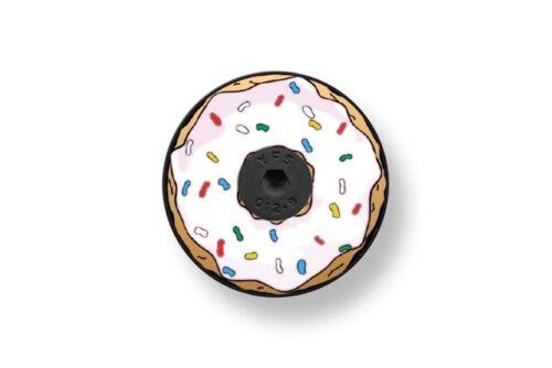 Bikelangelo 1 1//8 Headset Top Cap Vanilla Donut